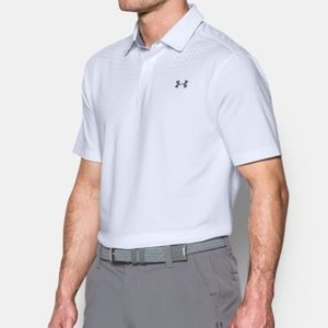 Under Armour CoolSwitch Ice Pick Golf Polo XL
